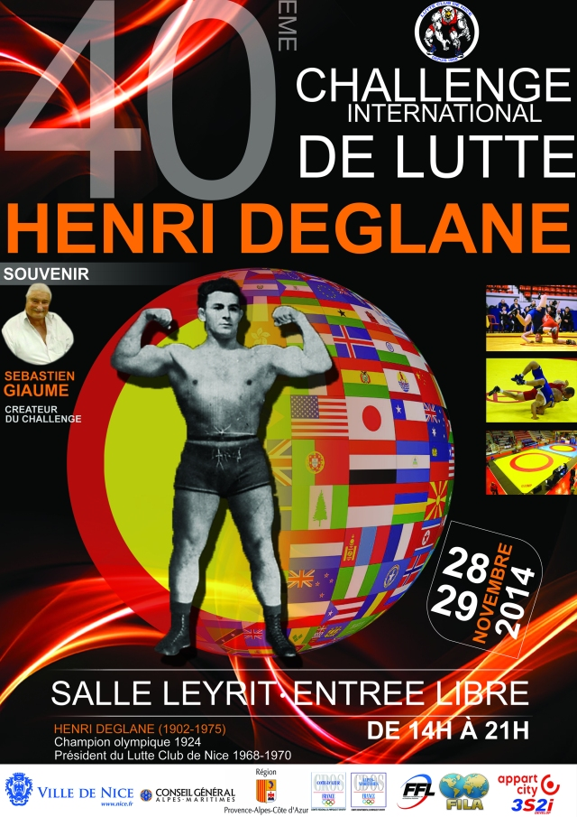 40 eme Challenge Henri DEGLANE
